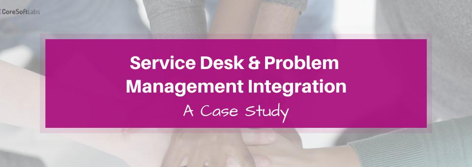 Building a Service Desk - Problem Management integration in Jira