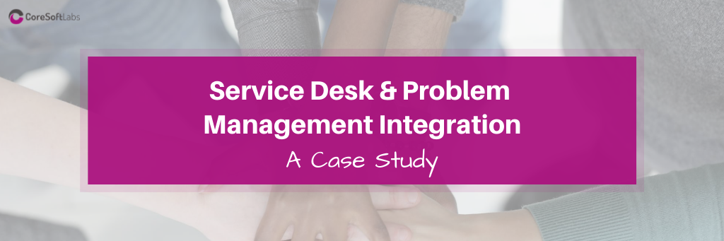 Building a Service Desk - Problem Management integration in Jira